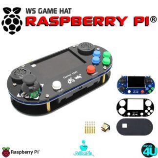 2 Player Raspberry pi 3B+ RetroPie Gaming Kit - PCPI4U co za